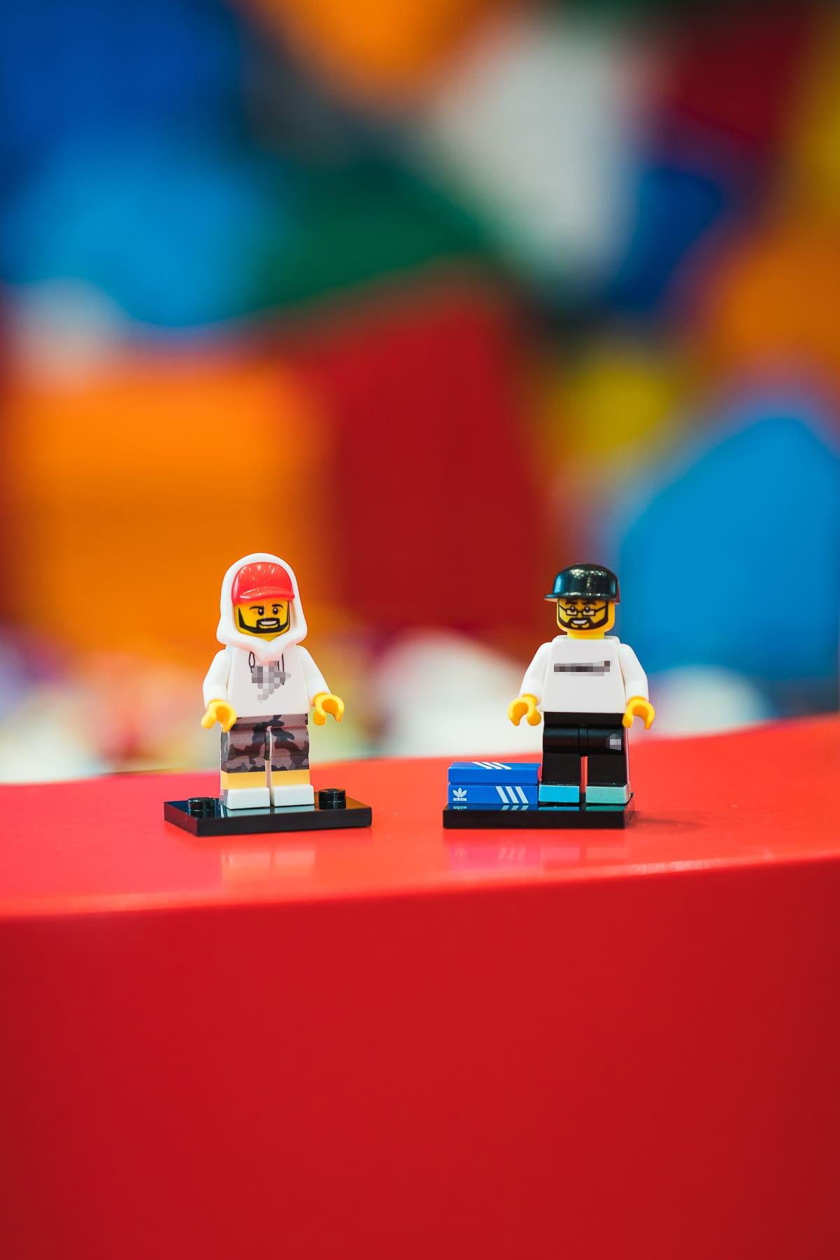 LEGO X Adidas X 43einhalb X Overkill 28
