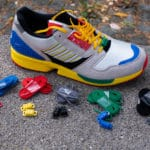 LEGO X Adidas Zx 8000 Review 23