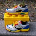 LEGO X Adidas Zx 8000 Review 25