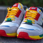 LEGO X Adidas Zx 8000 Review 5