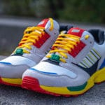 LEGO X Adidas Zx 8000 Review 6