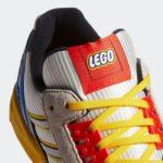 LEGO X Adidas Zx 8000 Sneaker (1)