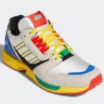 LEGO X Adidas Zx 8000 Sneaker (2)