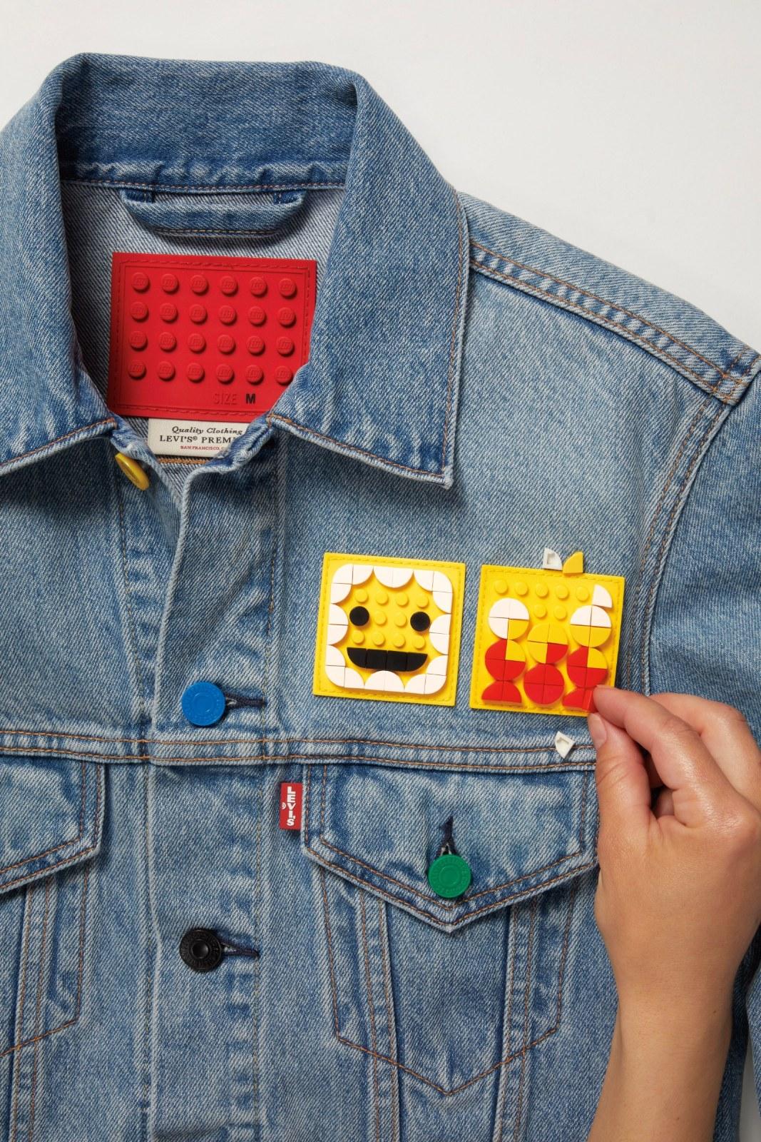LEGO X Levis Kollektion Dots (10)