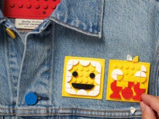LEGO X Levis Kollektion Dots Titel