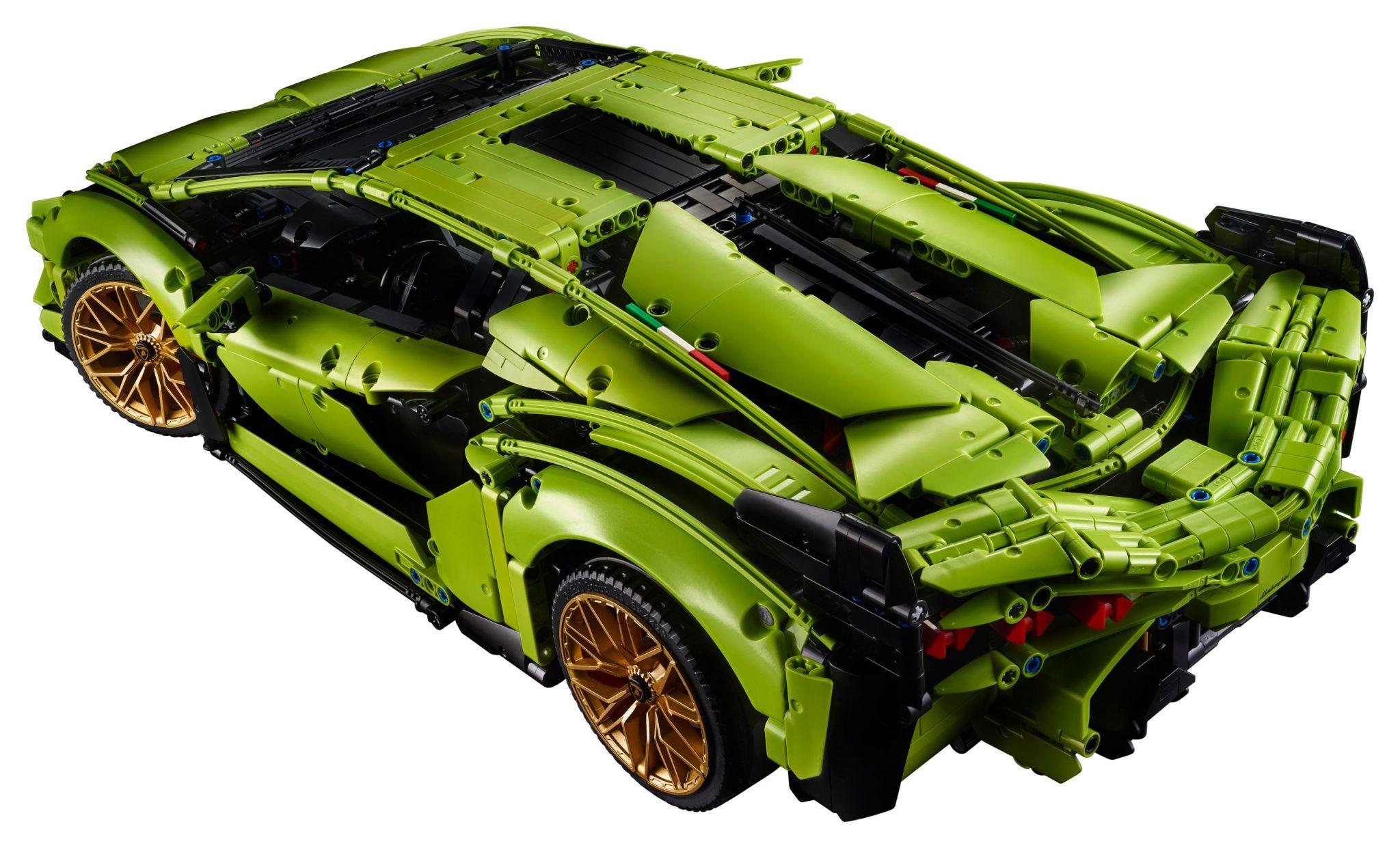 LEGO 42115 Farbprobleme2