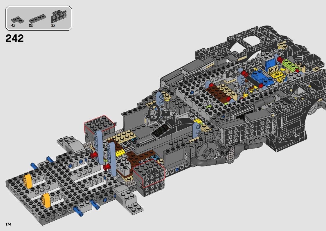 LEGO 76139 Anleitung