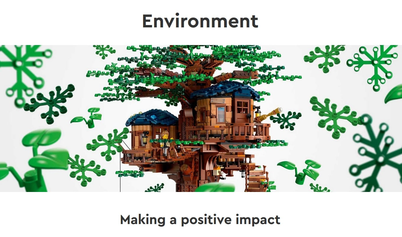 LEGO House Fan Day Nachhaltigkeit