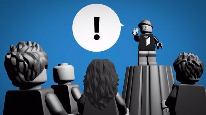 LEGO Ideas Titel