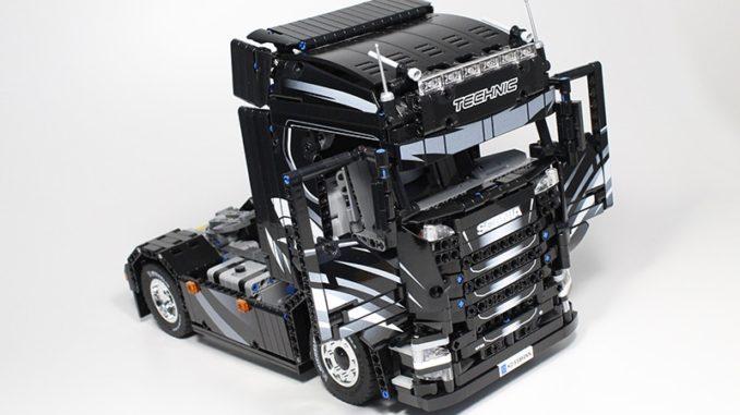 LEGO Ideas Scania Next Level Generation S730 (1)