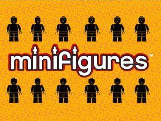 Minifiguren Silhouette