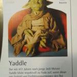 Yaddle Jugendlicher Haarknoten