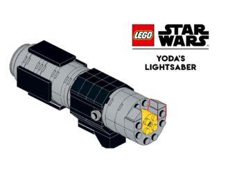 Yodas Lightsaber Titielbild