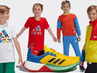 Adidas LEGO Kinder Kollektion