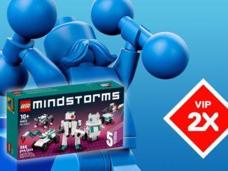 Doppelte LEGO VIP Punkte Oktober 2020