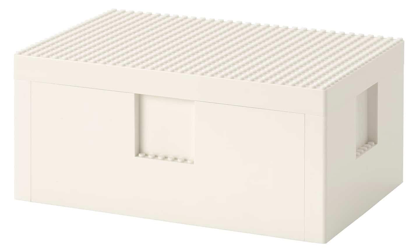 Ikea X LEGO Bygglek Box Mittel