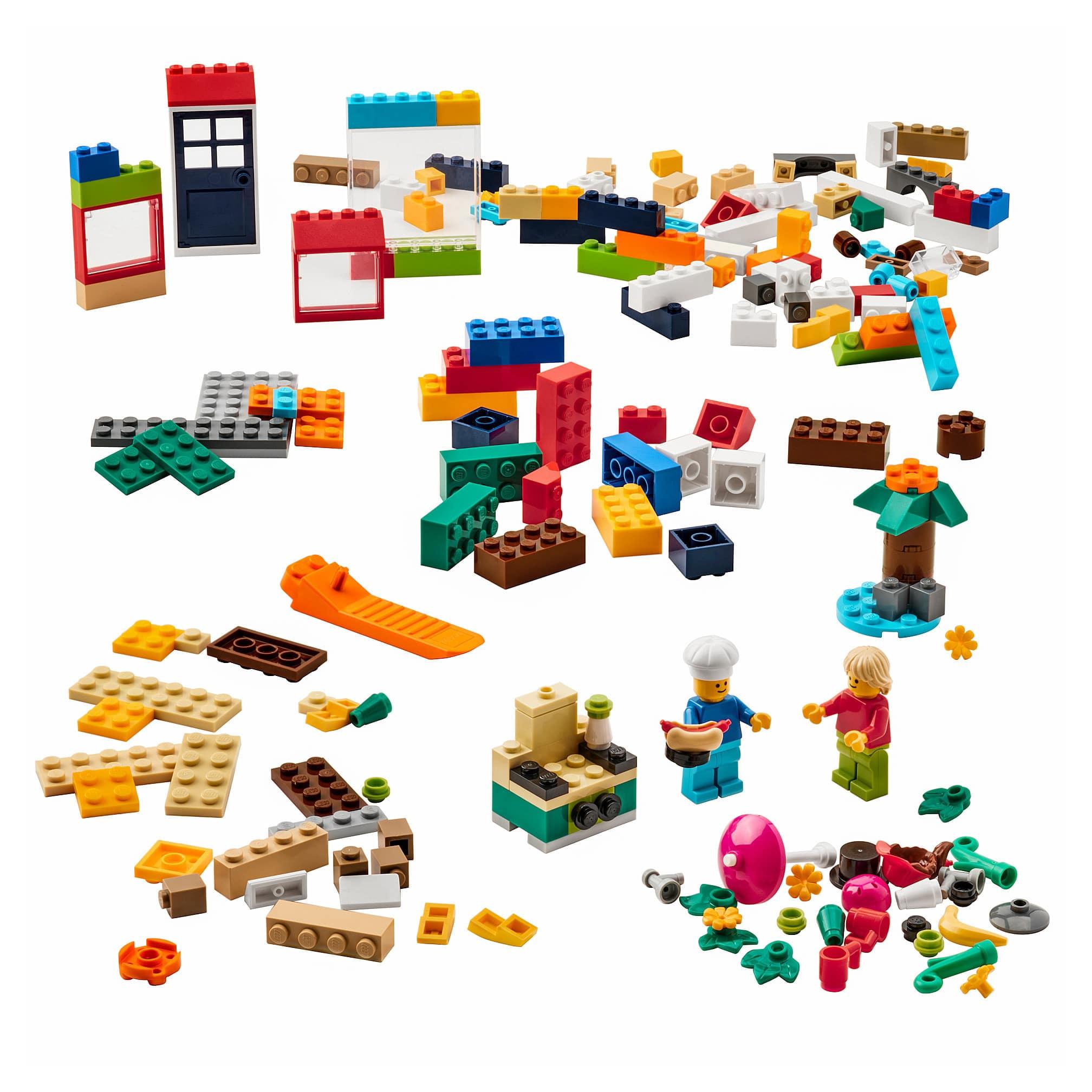 Ikea X LEGO Bygglek LEGO Steinebox