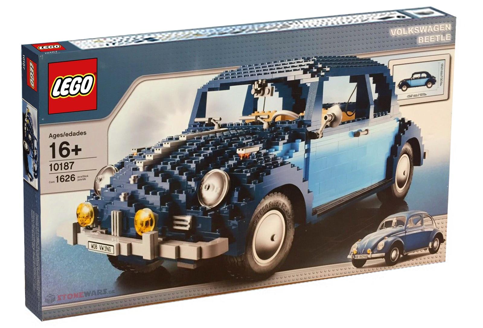 LEGO 10187 VW Beetle