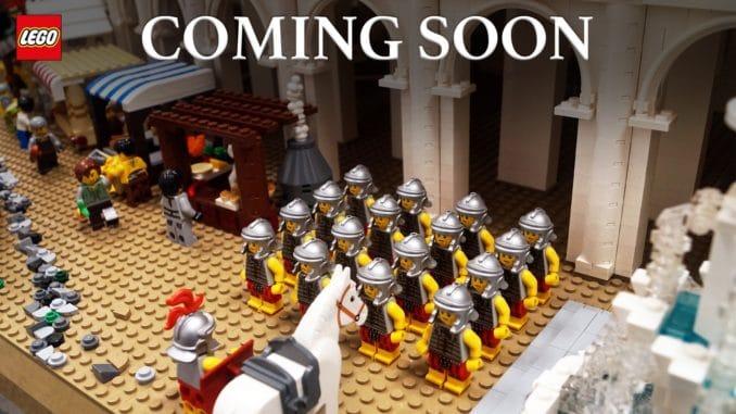 LEGO 10276 Colosseum Minifiguren