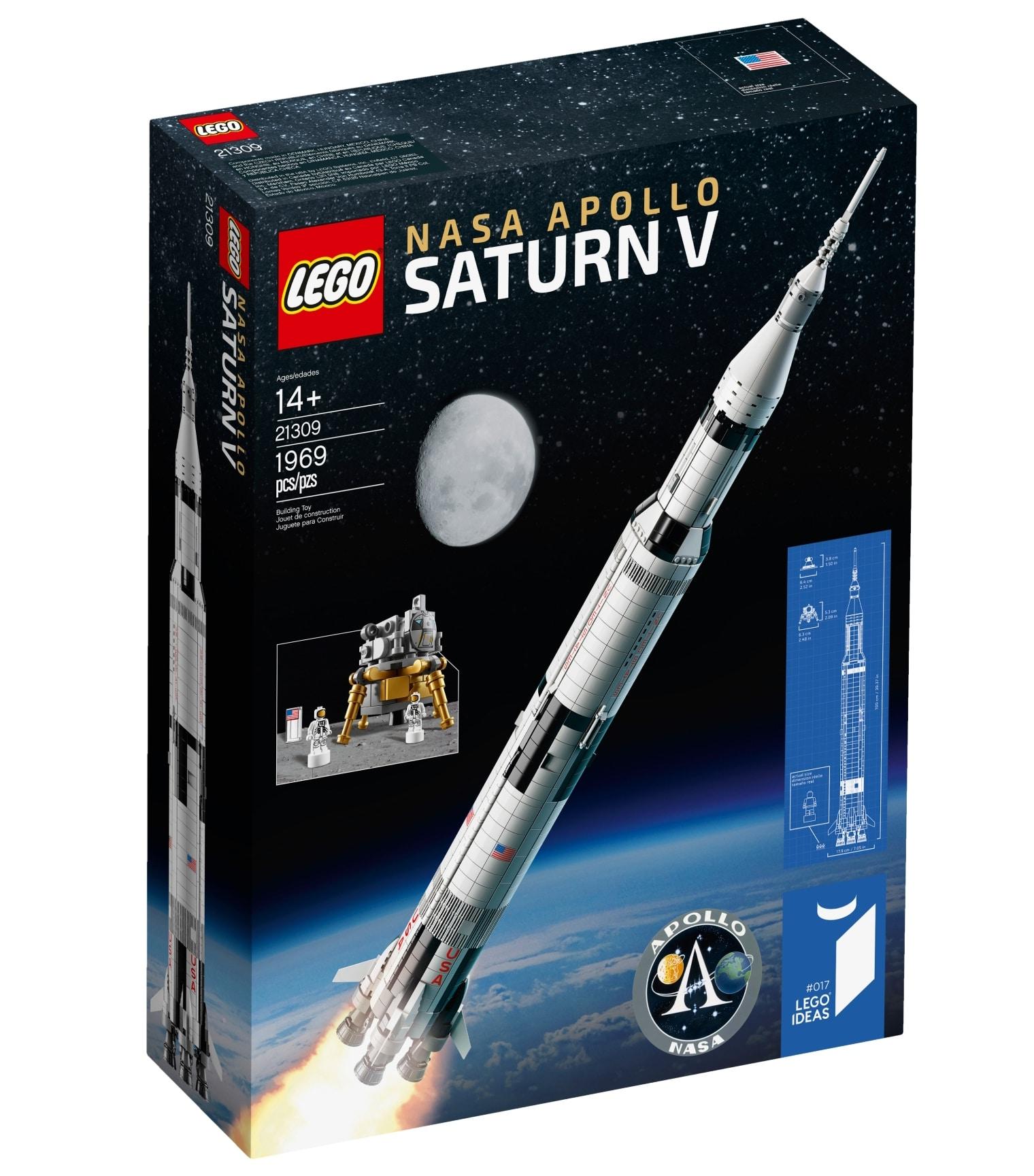 LEGO 21309 Box