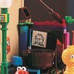 LEGO 21324 Sesame Street Mr Hooper Bild