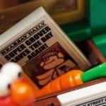 LEGO 21324 Sesame Street Super Groover