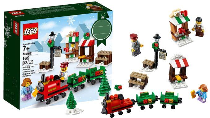 LEGO 40262 Weihnachtslandschaft