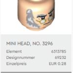 LEGO 40410 Head02