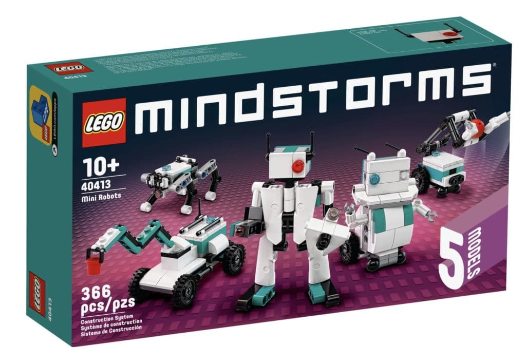 LEGO 40413 Mindstorms Mini Roboter