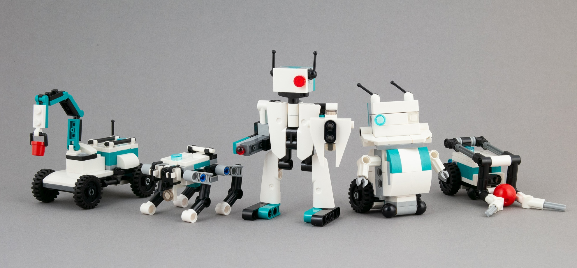 LEGO 40413 Mindstorms Mini Roboter (29)