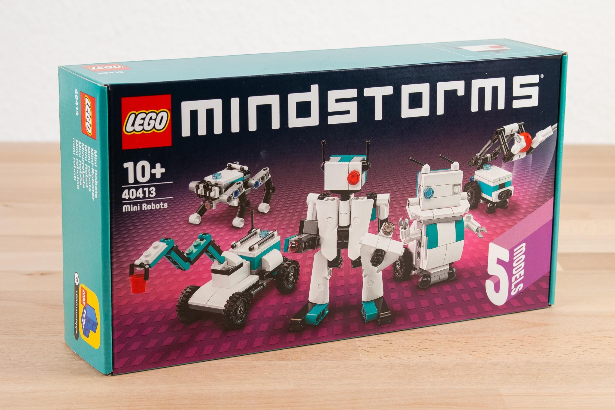 LEGO 40413 Mindstorms Mini Roboter Box (2)