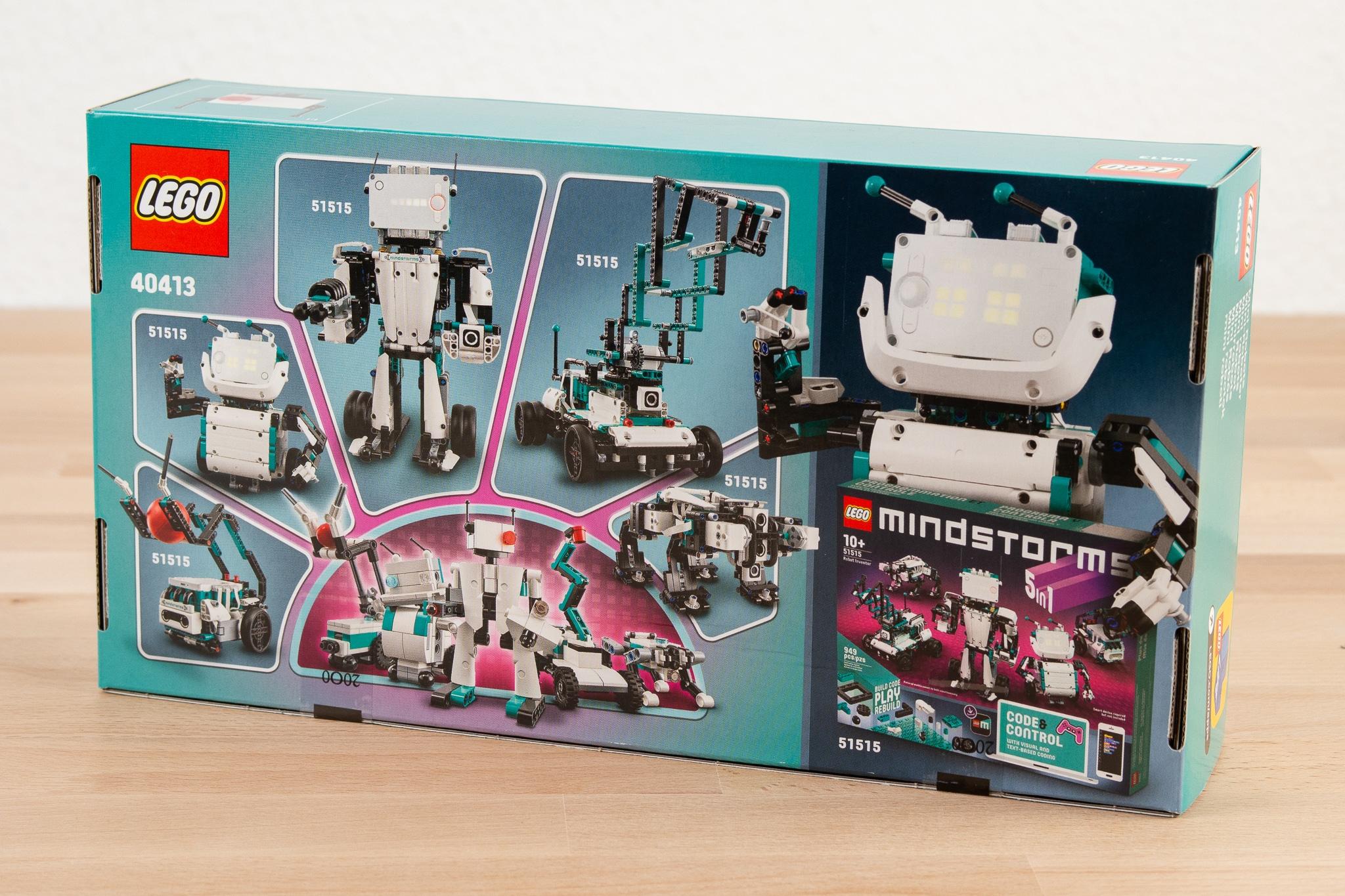 LEGO 40413 Mindstorms Mini Roboter Box (3)