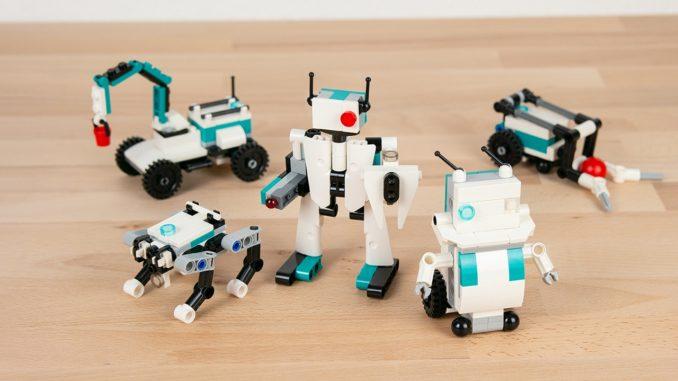LEGO 40413 Mindstorms Mini Roboter Titel