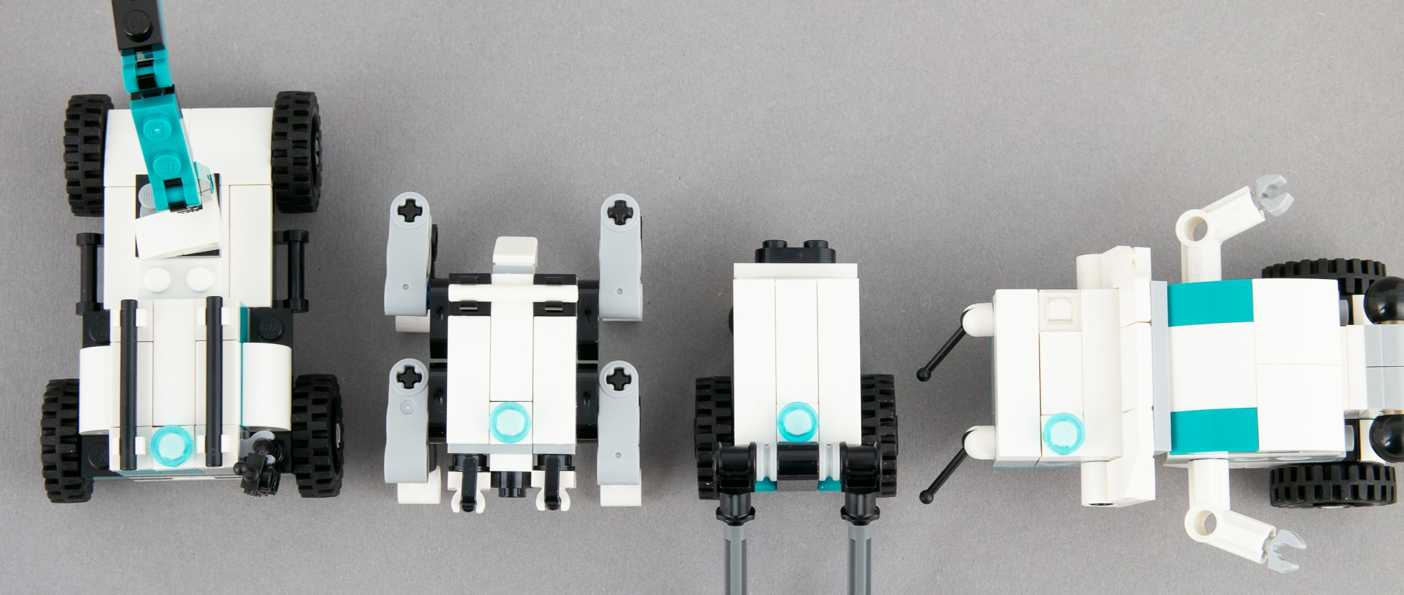 LEGO 40413 Mindstorms Mini Roboter Vergleich