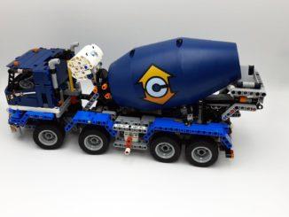LEGO 42112 Betonmischer Lkw