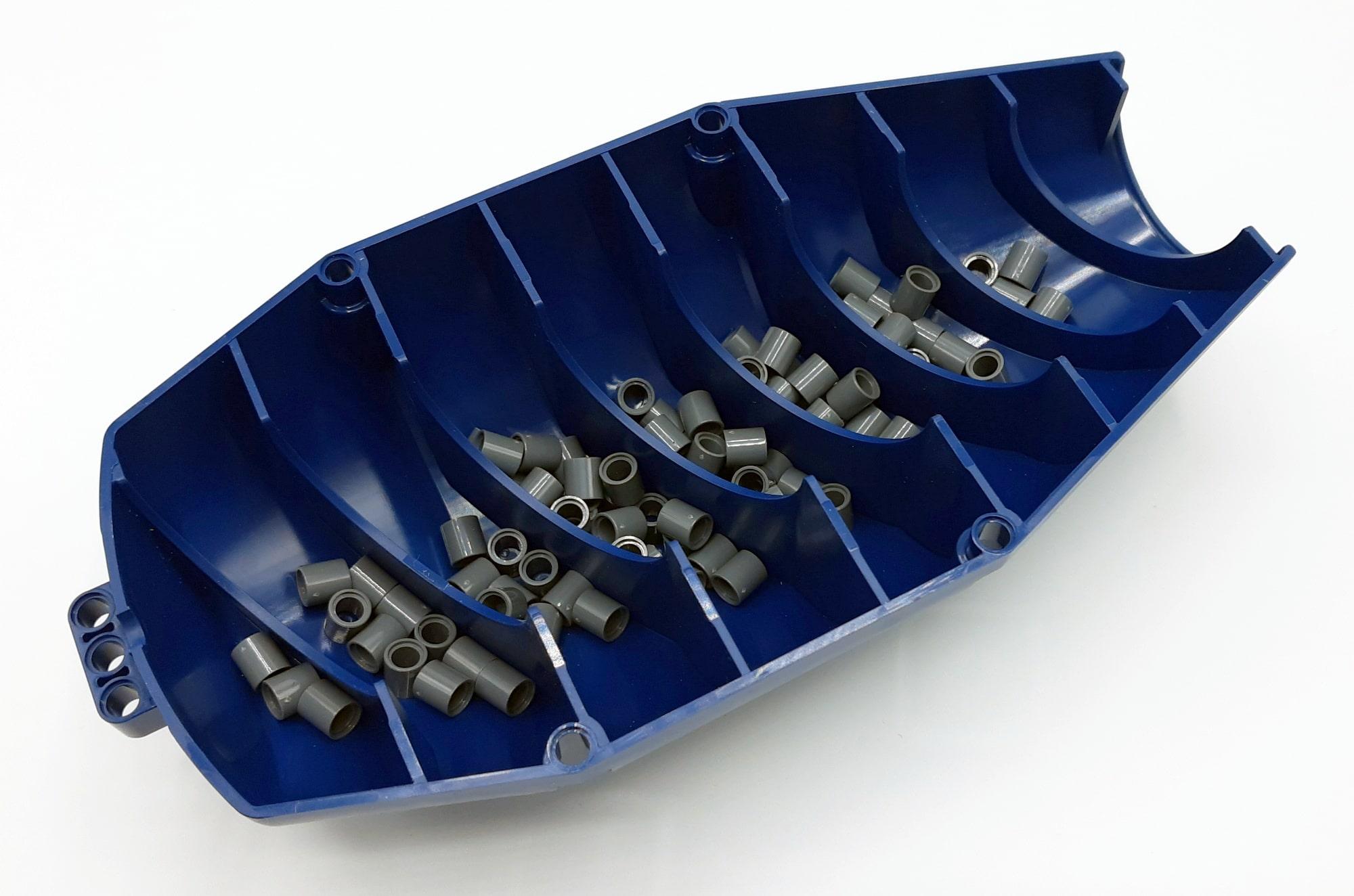 LEGO 42112 Betonmischer Lkw - Detail Schnecke
