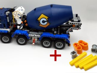 LEGO 42112 Betonmischer Lkw - Titel