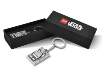 LEGO 5006363 Han Solo Carbonite Keychain
