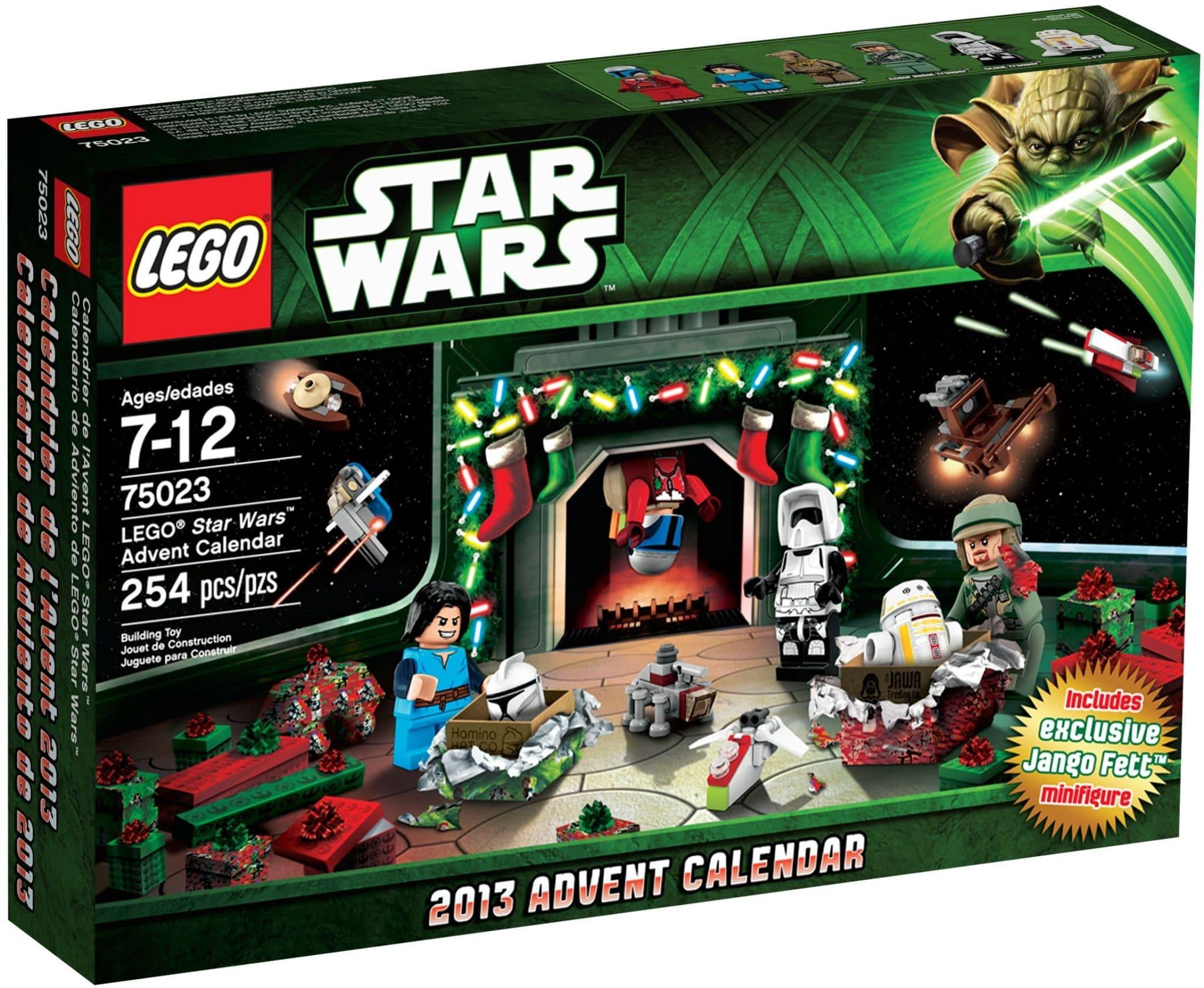 LEGO 75023 Adventskalender