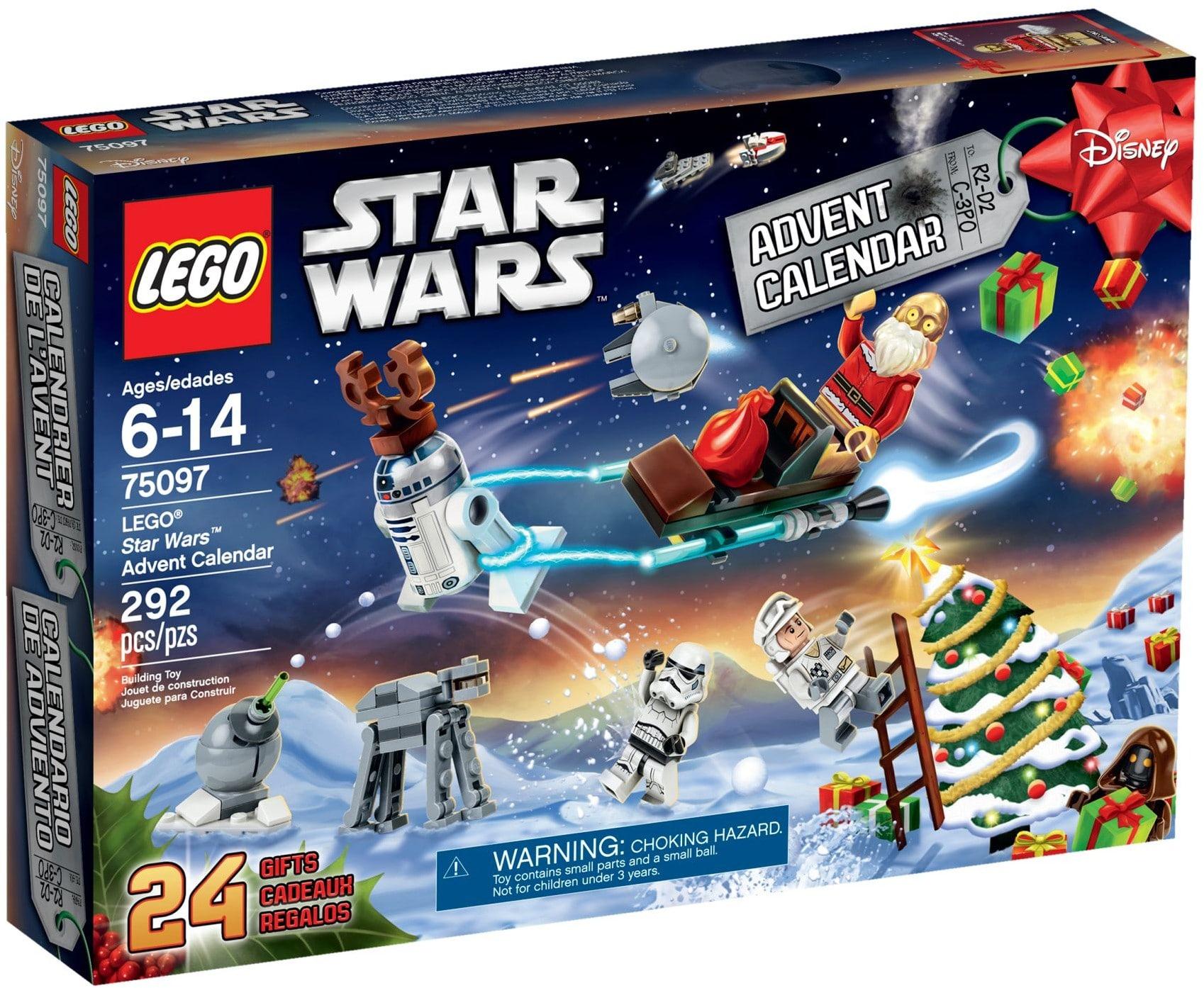 LEGO 75097 Adventskalender