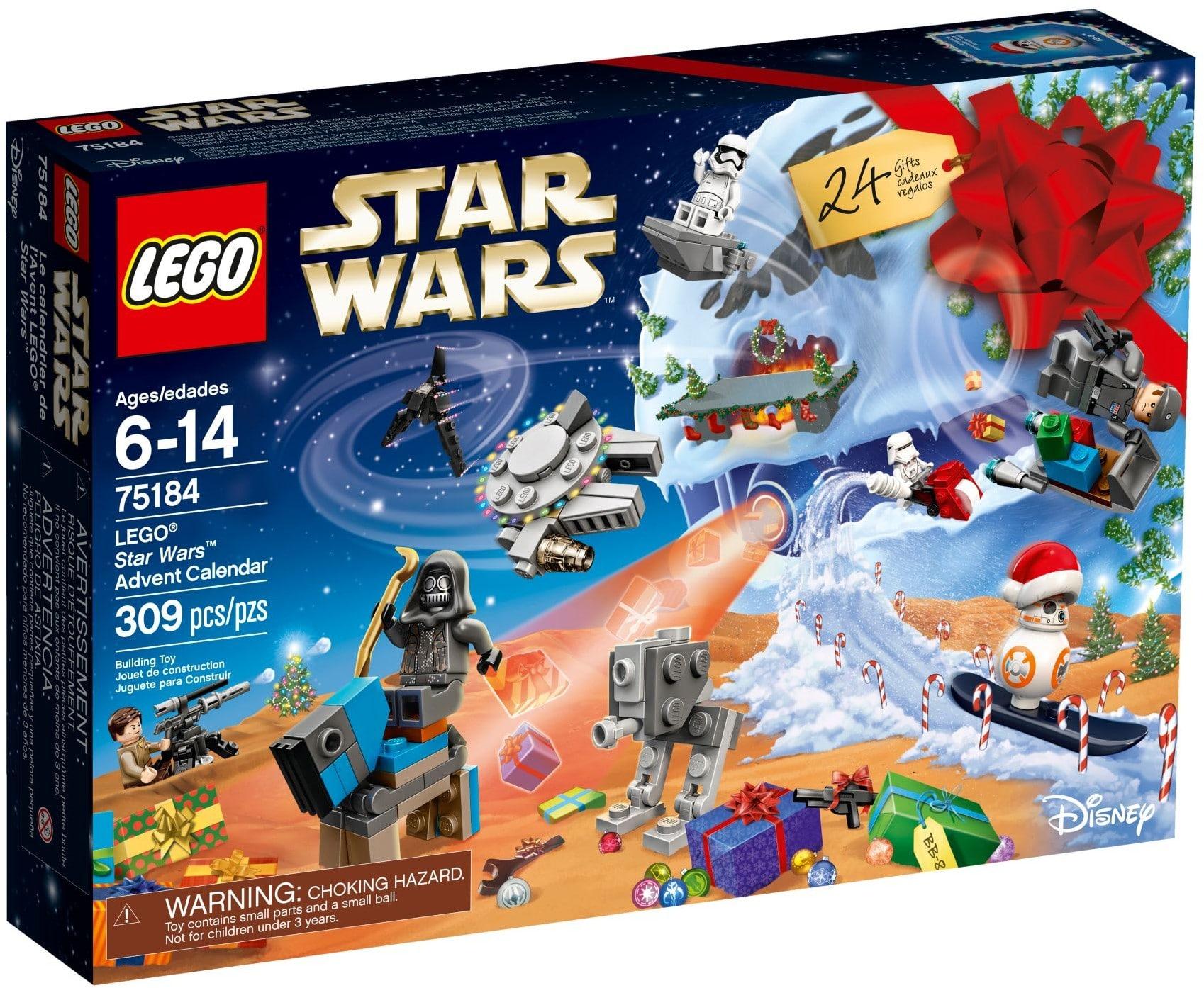 LEGO 75184 Adventskalender