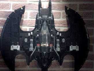 LEGO 76161 Batwing Designer Video