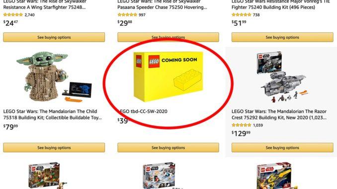 LEGO 77904 Nebulon B
