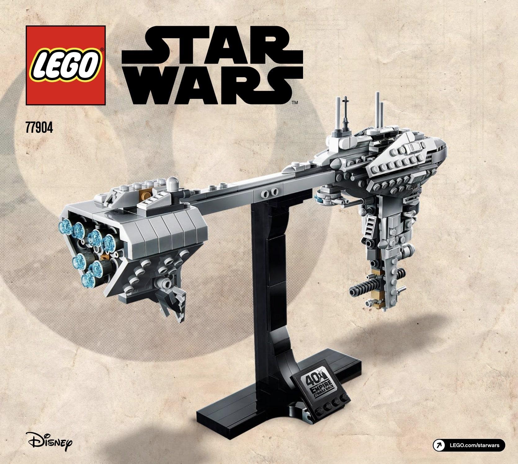 LEGO 77904 Nebulon B Frigatte 1