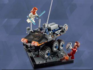 LEGO 77905 Taskmasters Hinterhalt