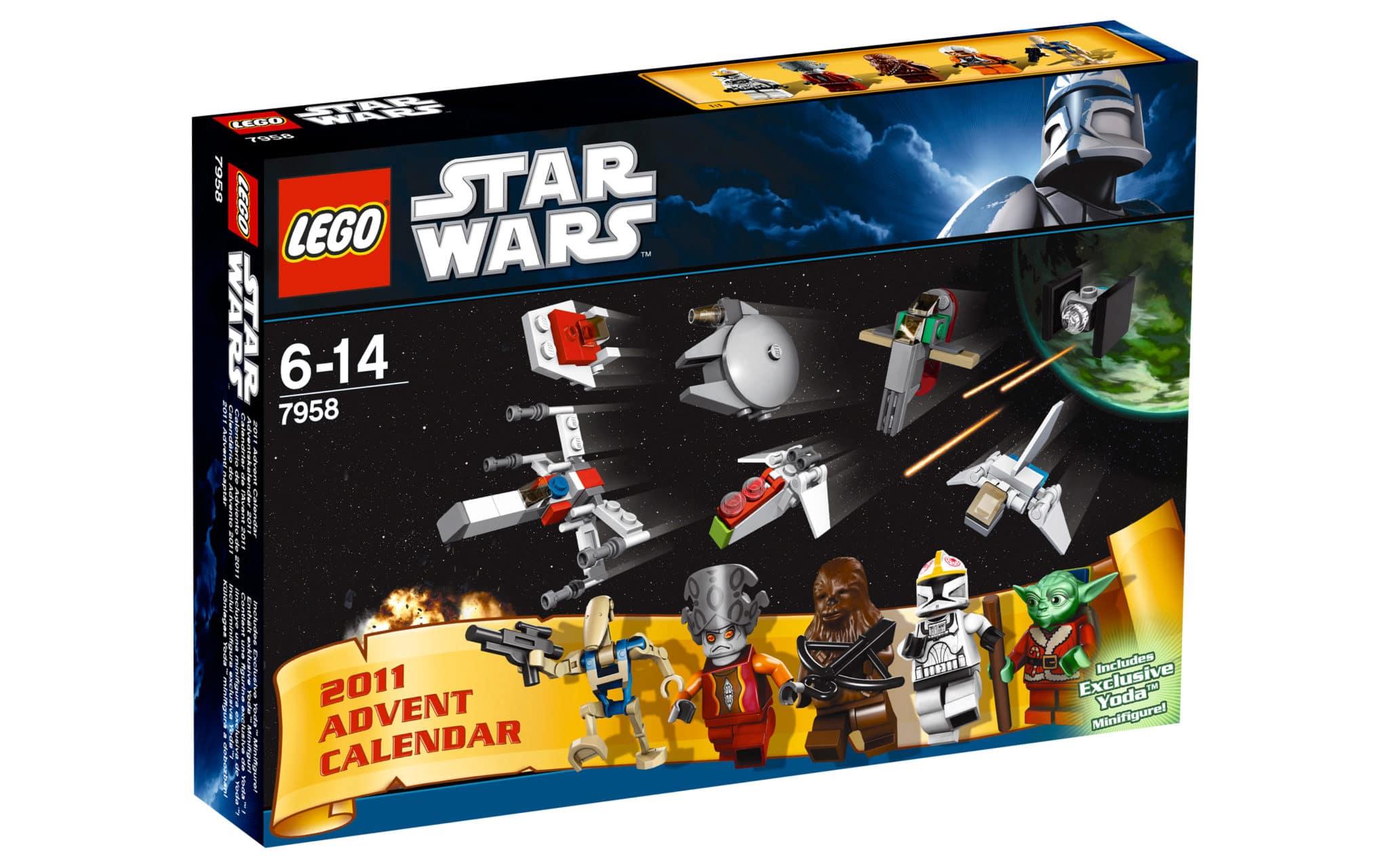 LEGO 7958 Adventskalender