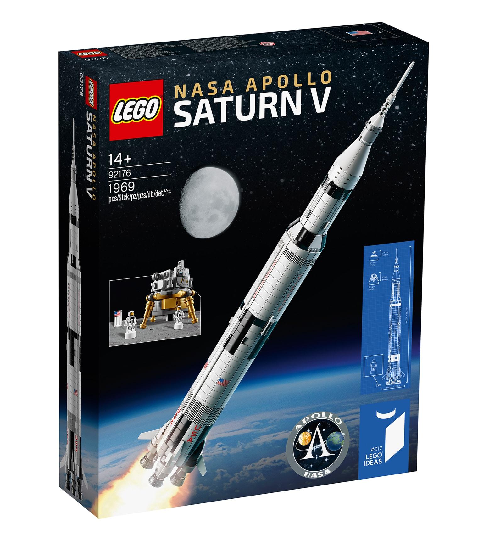 LEGO 92176 Box