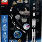 LEGO 92176 Nasa Apollo Saturn V Rakete 1