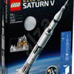 LEGO 92176 Nasa Apollo Saturn V Rakete 10