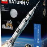 LEGO 92176 Nasa Apollo Saturn V Rakete 9
